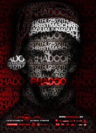 Nagual, Rhadoo poster design by Alex Tass