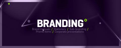 Branding design portfolio Alex Tass