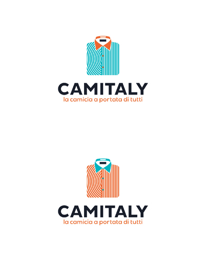 camitaly sports shirts logo design by alex tass