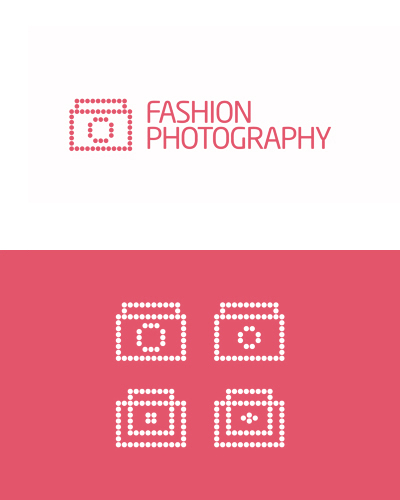 Fashion photography, fashion, photography, photographer, camera, bag, logo design by Alex Tass
