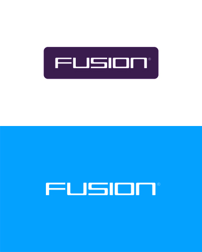 fusion logo design for sale