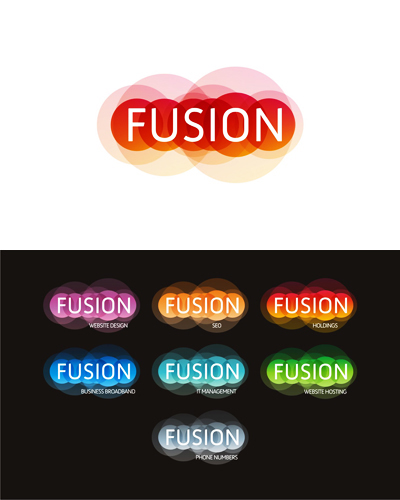 fusion, web design, seo, holdings, business broadband, it management, website hosting, phone numbers, online advertising agency logo design