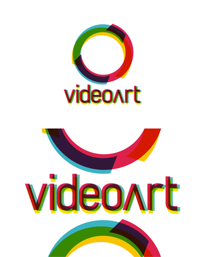 video art, 3d effect, logo design for sale