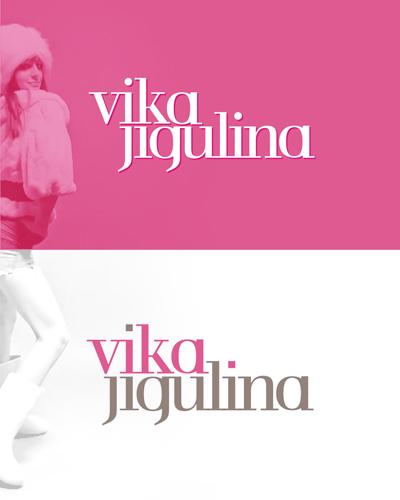 Vika Jigulina, dance, electronic music artist, singer, dj, producer, logo design
