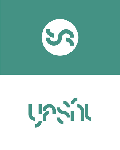 yashi, electronic music records label logo design