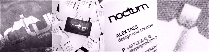 Alex Tass, logo design process, stationery design, business cards