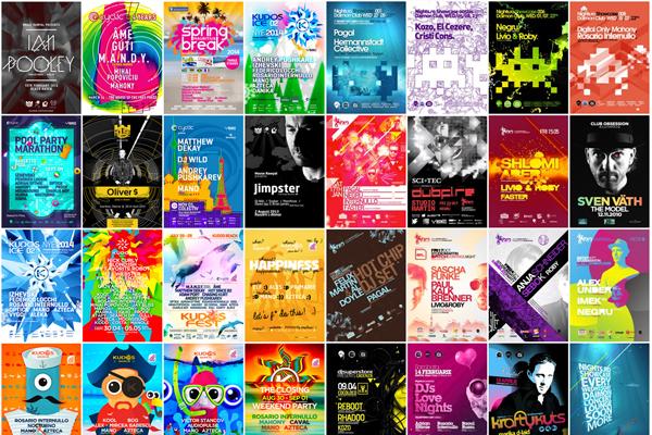 Poster design portfolio
