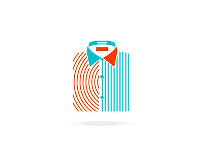 Sport shirt icon logo design symbol icon