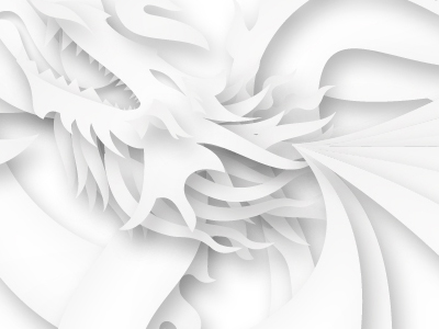 ego-alterego.com fire paper dragon illustration design