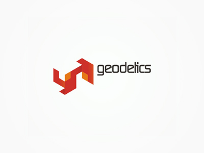 Geodetics topography real estate civil engineering logo design