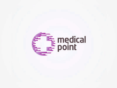 Medical Point logo design