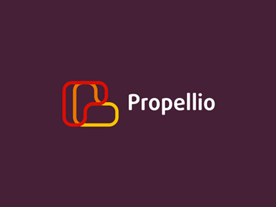 Propellio Limited energy logo design