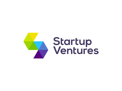 Startup Ventures new business logo design