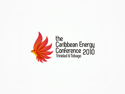 The Caribbean Alternative Energy Conference logo design