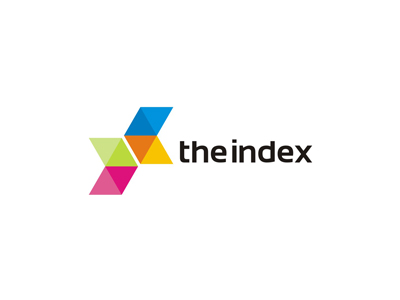 The Index web mobile apps applications developer logo design