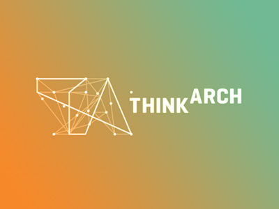 Think Arch architecture contest competition connections logo design