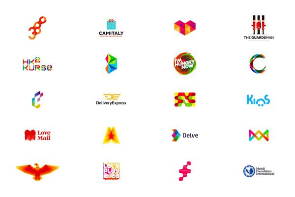 Logo logotypes letter marks monograms icons design portfolio by Alex Tass