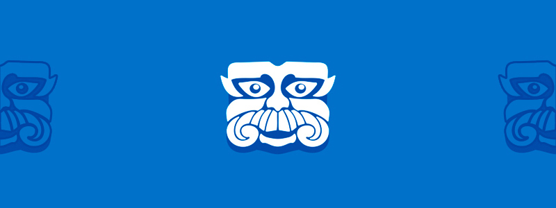 Friendly guru logo design symbol by alex tass
