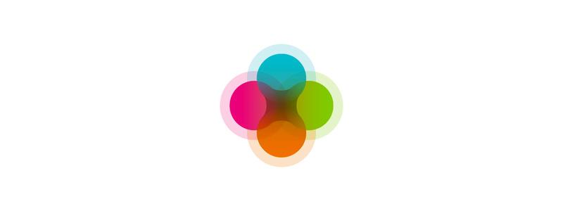 Interactive logo design symbol by alex tass