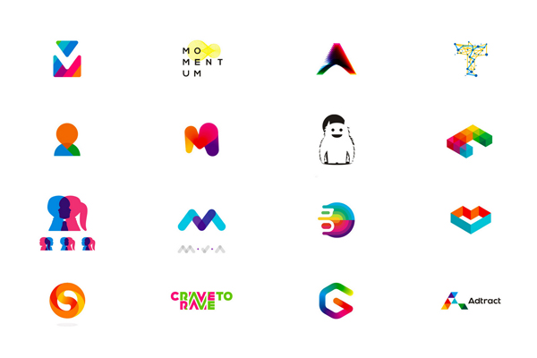 LOGO DESIGN projects created in 2015 by Alex Tass