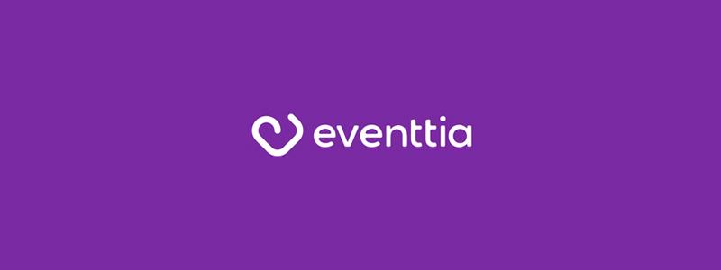 eventtia events organiser logo design by alex tass