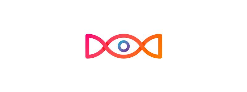 eye candy logo design symbol by alex tass