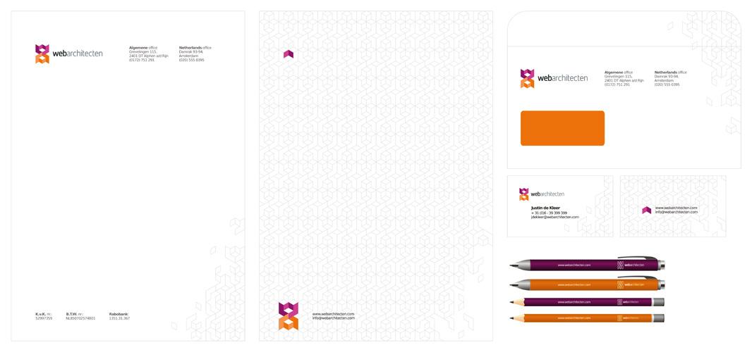 Web-Architecten-web-design-studio-and-online-advertising-agency-logo-stationery-design