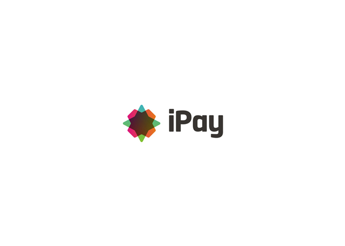 iPay online payments system logo design by alex tass