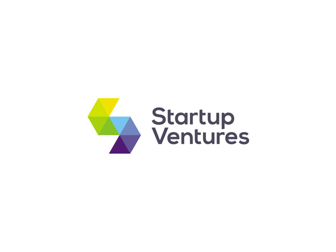 Start up Ventures startups logo design by Alex Tass