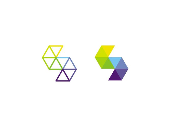Start up Ventures startups logo design symbol by Alex Tass
