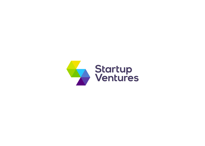 startup ventures logo design by alex tass