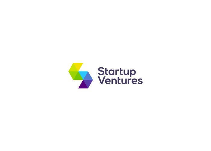 startup ventures logo design by alex tass