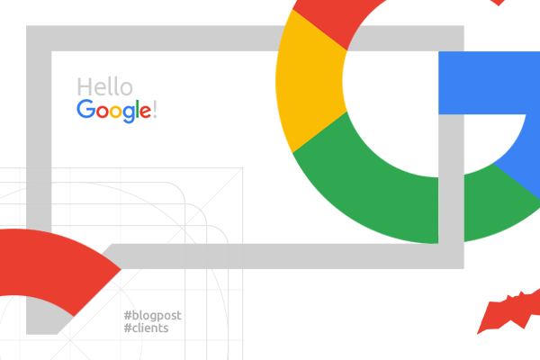 Hello Google!