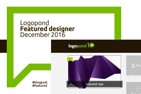 Logopond Featured Designer, December 2016