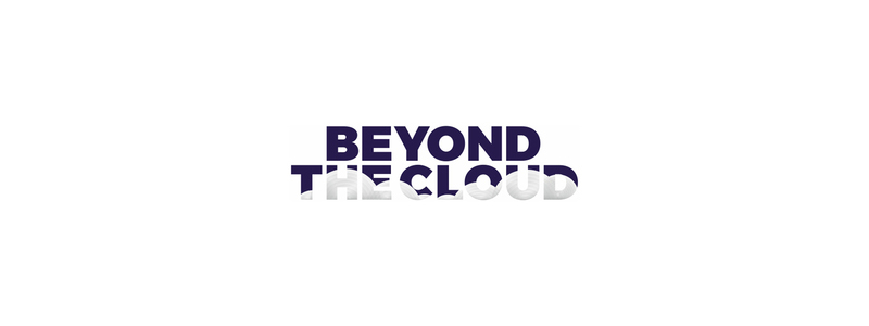 Beyond The Cloud, vaping documentary film logo design by Alex Tass
