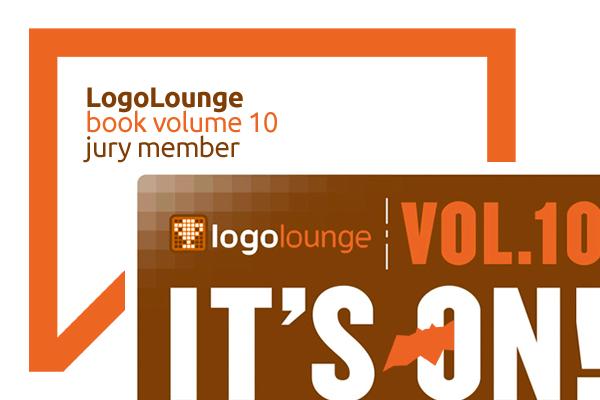 LogoLounge book volume 10 jury member Alex Tass