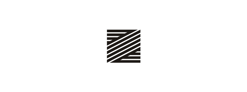 Z letter mark, abstract, geometric, architecture engineering project logo design by Alex Tass