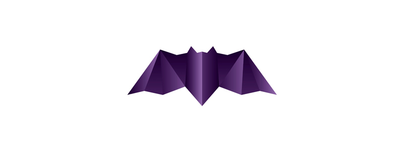 Alex Tass personal branding logo design symbol The Bat