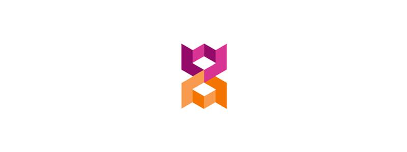 Webarchitecten web design studio logo design symbol by Alex Tass