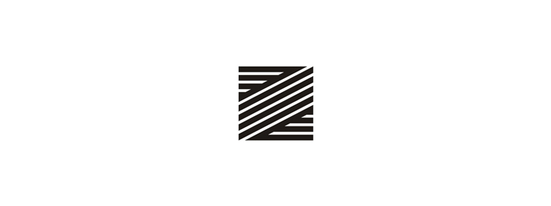 Z letter mark logo design symbol by Alex Tass