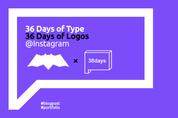 36DaysOfType 36 Days of Type – 36 Days of Logos