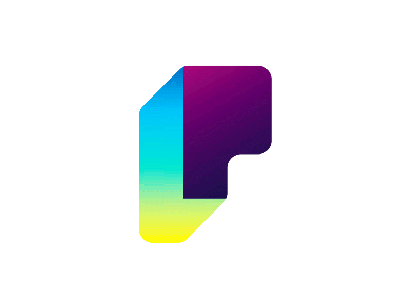 PL p l monogram big data pricelab price lab logo design by Alex Tass