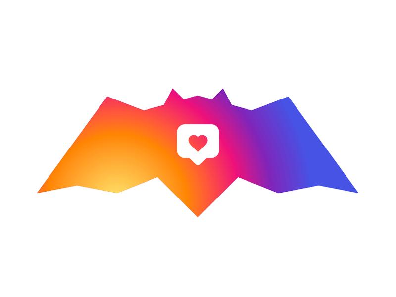 Alex Tass logo designer bat on instagram alextass com