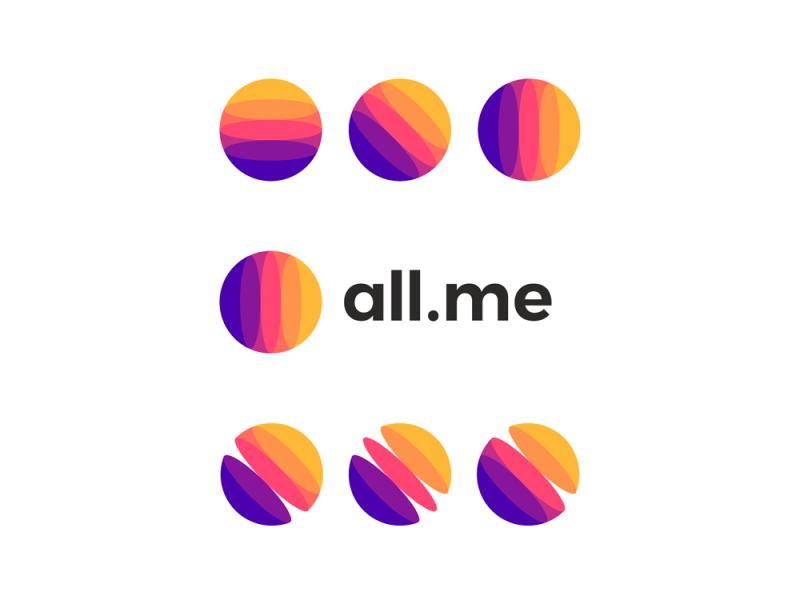 Logo design for social media network ecosystem by Alex Tass