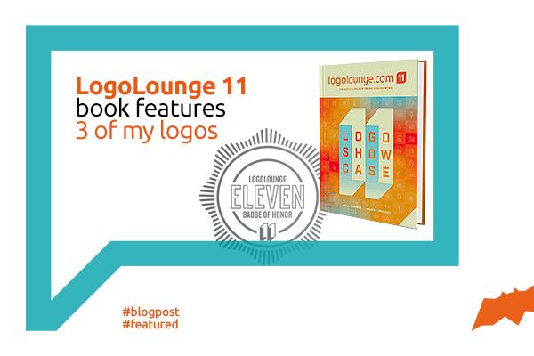LogoLounge book 11 features 3 of Alex Tass logo designs