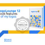 LogoLounge book 12 features 9 of Alex Tass logo designs